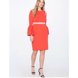 Colorblocked Dress